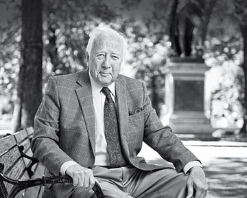 David McCullough by Webb Chappell